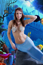 Mermaids & Glamour photography