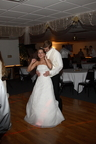 Omaha Bridal Couple dance together